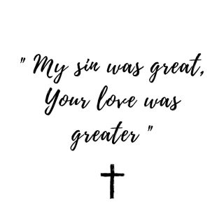 """WHAT A BEAUTIFUL NAME IT IS!!   """"What a beautiful Name it is Nothing compares to this What a beautiful Name it is The Name of Jesus You didn't want heaven without us So Jesus, You brought heaven down My sin was great, Your love was greater What could separate us now""""  Blessed Easter friends!   #goodfriday #yourlovewasgreater #crossovercovid"""